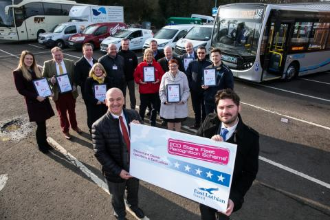 Musselburgh Air Quality Action Plan